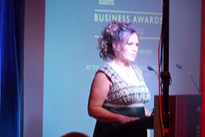 East London Business awards November 2012 at The Docklands Museum.